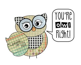 Owl smaller