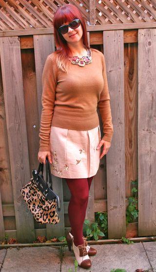 Brown sweater H&M