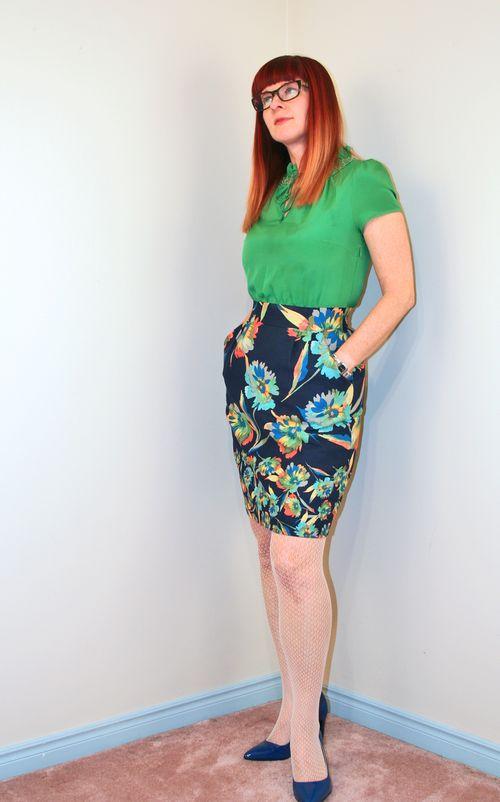 Floral dress anthropologie elland dress