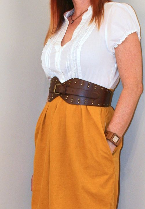 Maeve gold white anthropologie dress