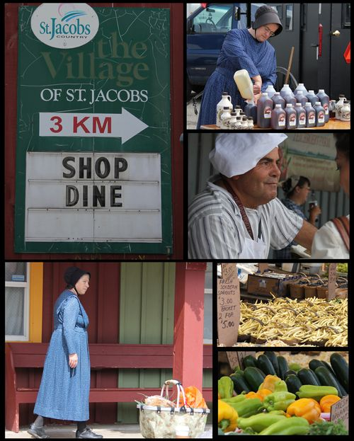 St jacobs market collage2013