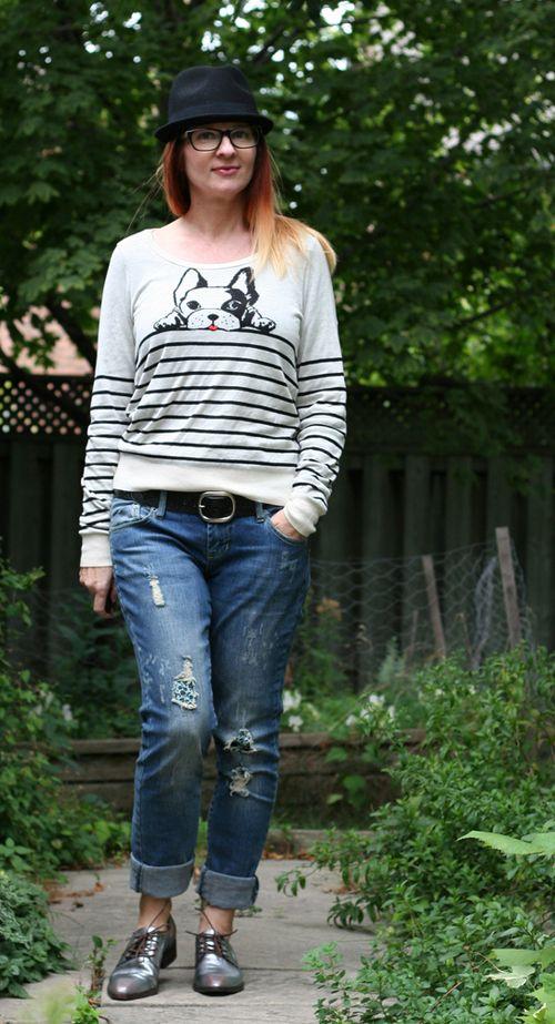 Dog anthropologie sweater