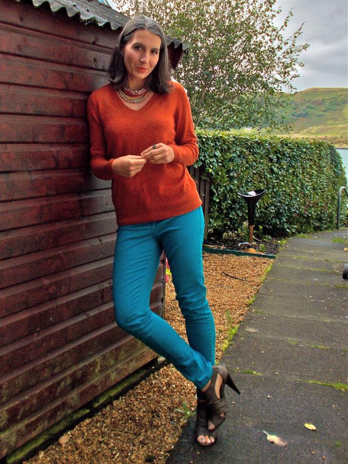 Highland fashionista top five