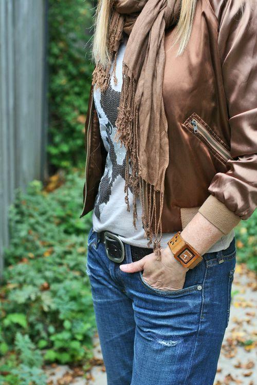 Mistura wooden watch