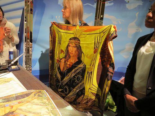 Indian scarf hermes