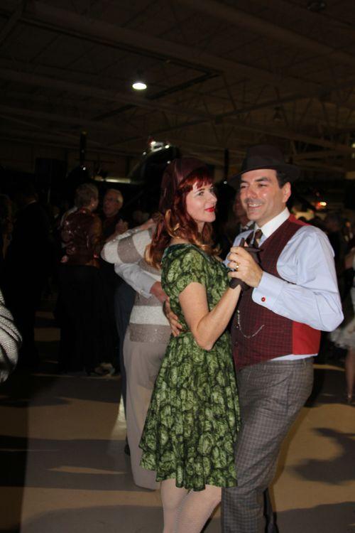 Me and robert dancing