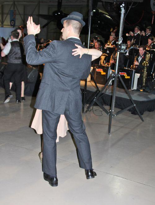 Sauve guy dancing lindy