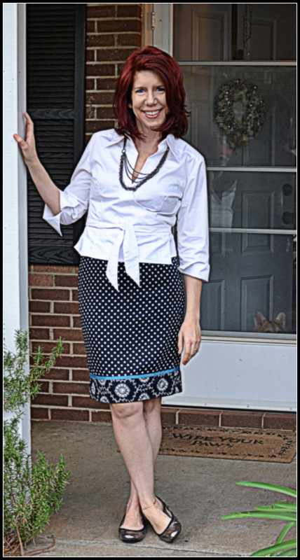 The goodwill fangirl office outfit 2