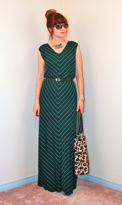 Top five maxi dress