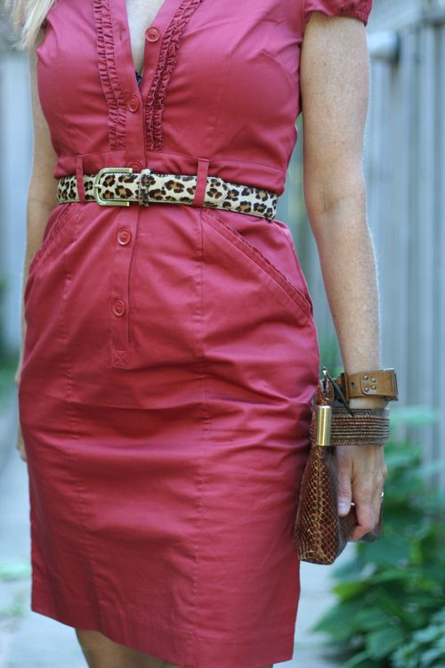 Leopard belt 1980s clutch suzanne carillo style files