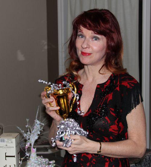 Oscar winner oscar party