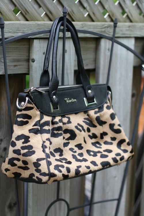 Leopard print handbag suzanne carillo style files