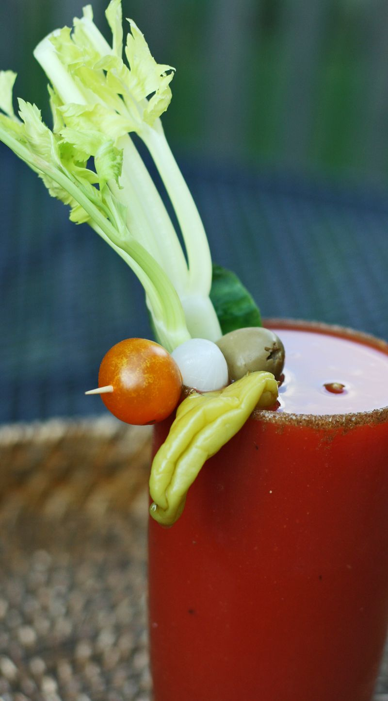 Bloody cesar appetizer drink suzanne carillo style files