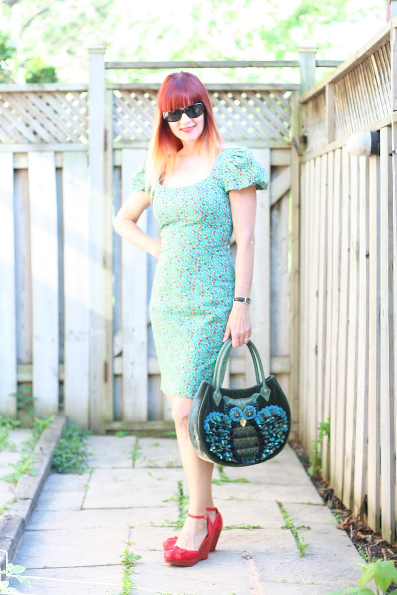 Cute betsy johnson fitted dress suzanne carillo style files