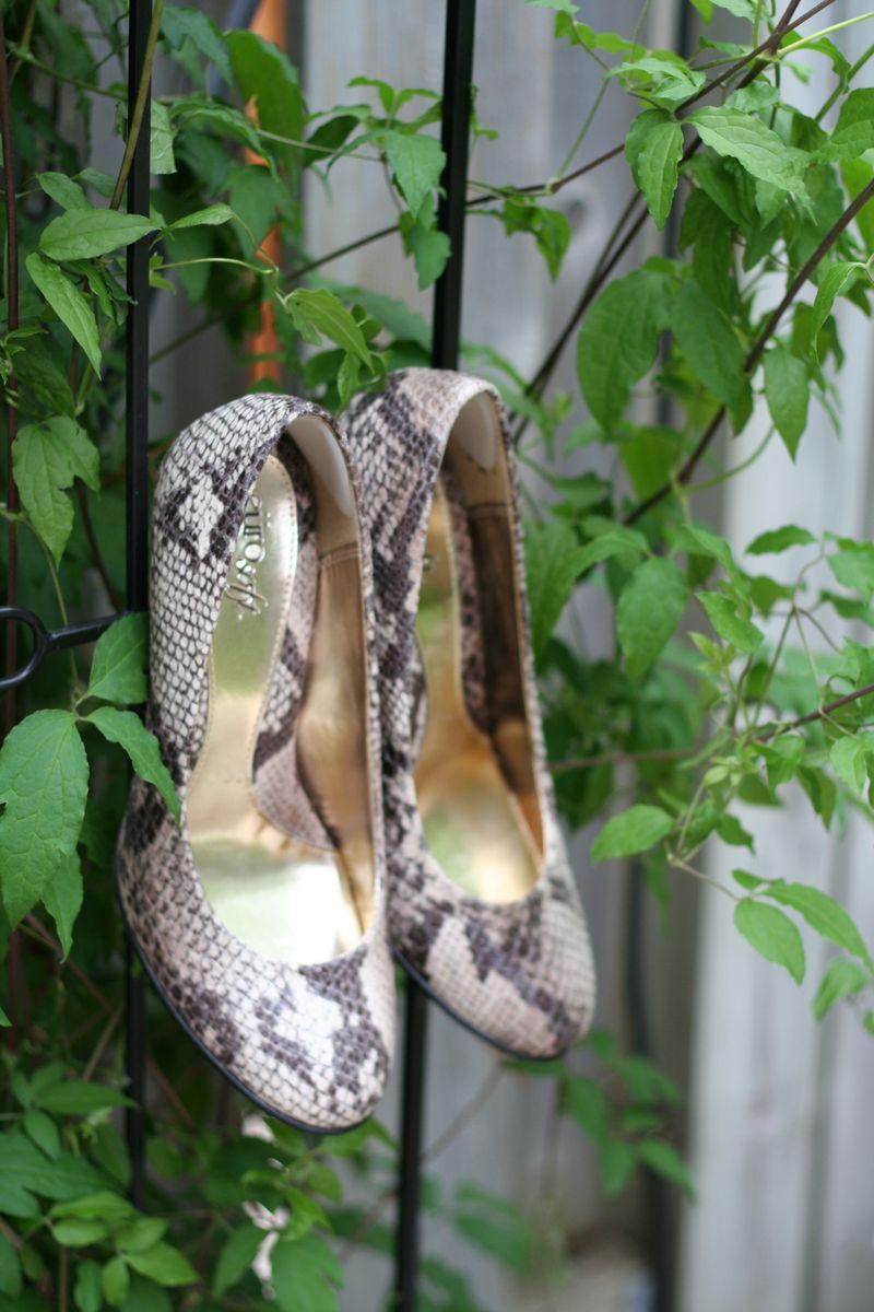 So soft snake skin pumps suzanne carillo style files