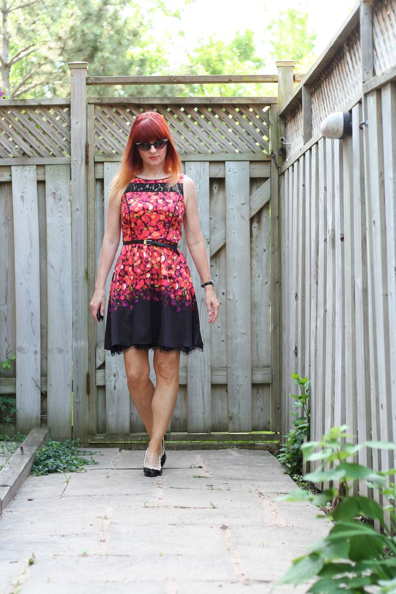 How to wear florals in summer suzanne carillo style files