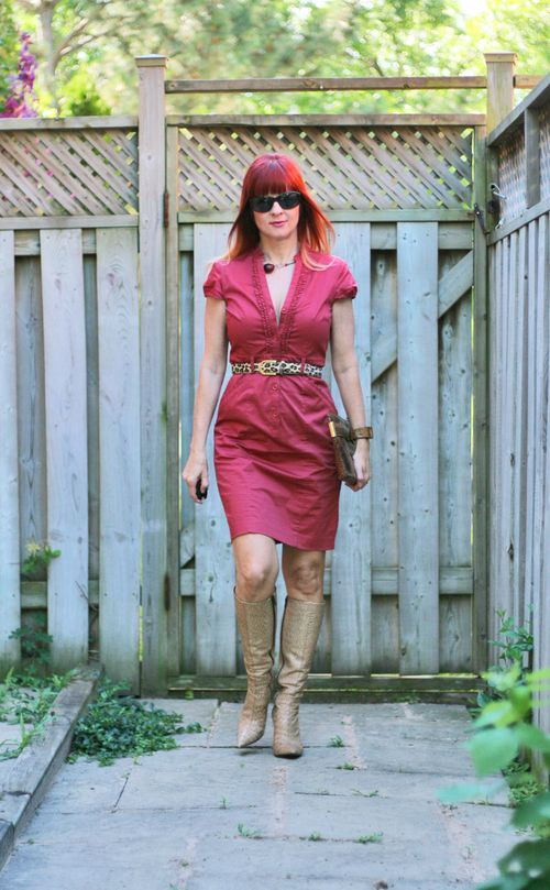 How to mix snakeskin and leopard animal patters suzanne carillo style files