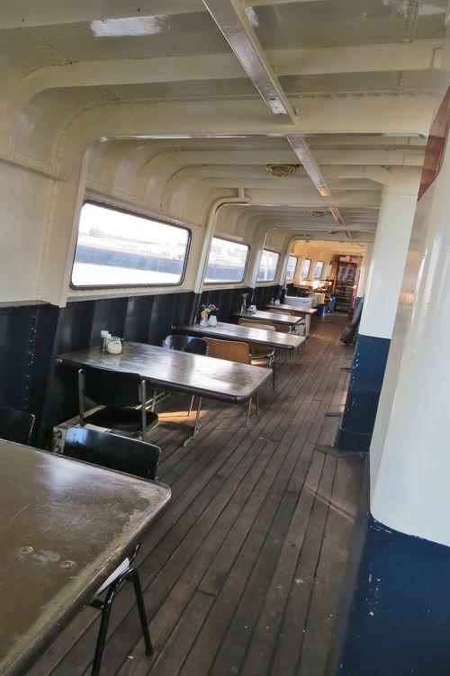 Inside pier 13 boat amsterdam suzanne carillo style files