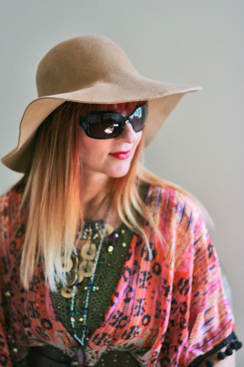 How to layer necklaces boho style suzanne carillo