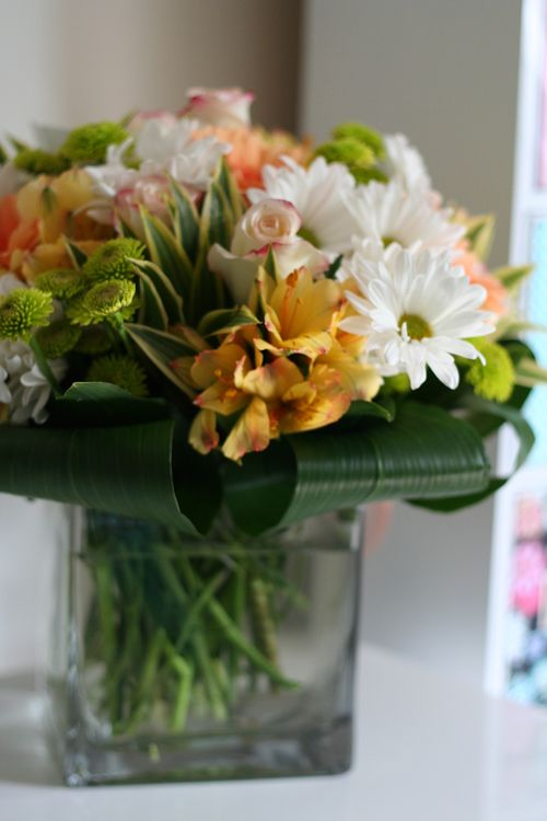 Flowers sent by loving husband suzanne carillo