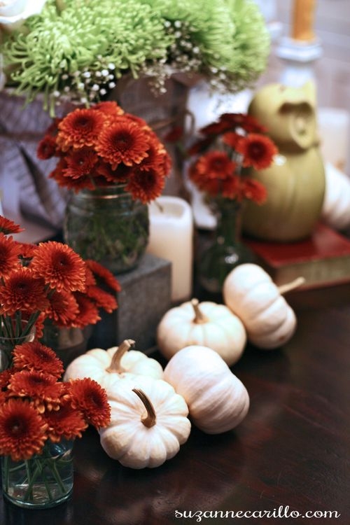 Thanksgiving table decor ideas suzanne carillo