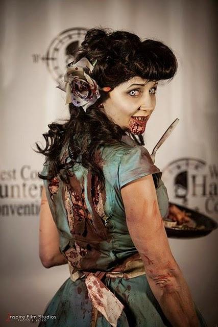 Dead girl halloween costume idea