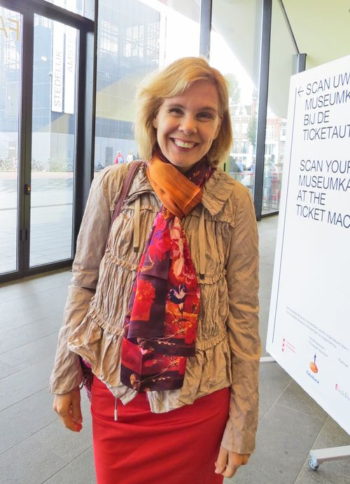 Sylvia van de Logt 40+ style blogger