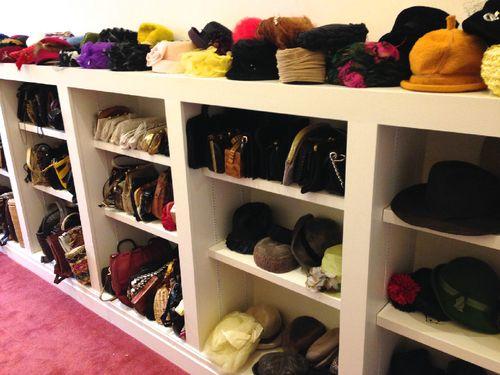 Estate sale hats