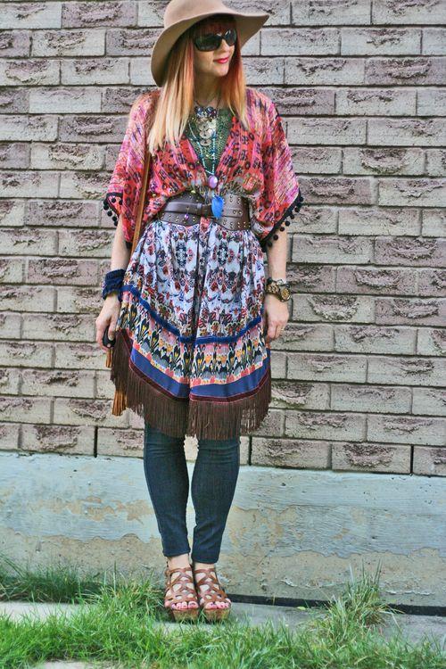 How to transition your kimono into Fall suzanne carillo style files