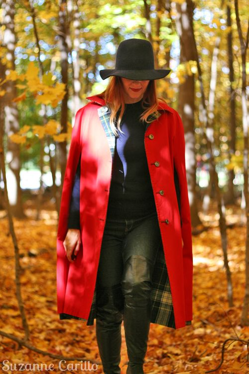 How to wear a cape for fall suzanne carillo