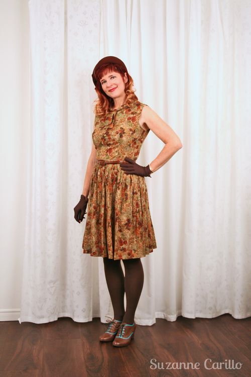 How to dress 1940's vintage style for women suzanne carillo