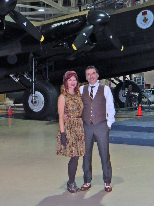 How to dress 1940s style for men and women suzanne carillo