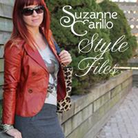 Suzanne Carillo Style Files